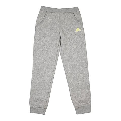 adidas阿迪达斯新款专柜同款小童女针织长裤AJ4029