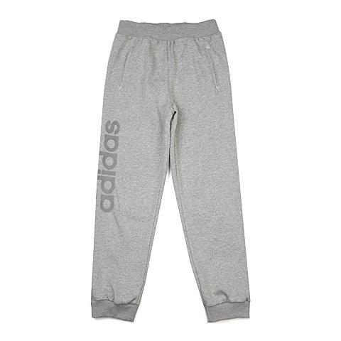 adidas阿迪达斯新款专柜同款大童男针织长裤AJ3972