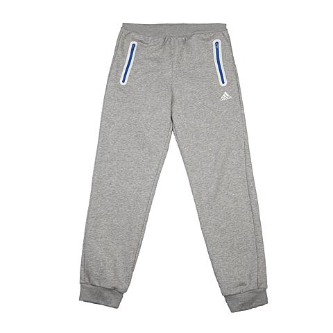 adidas阿迪达斯新款专柜同款大童男针织长裤AJ3965
