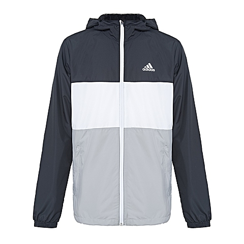 adidas阿迪达斯新款男子运动休闲系列梭织外套AJ3675