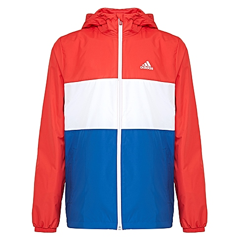 adidas阿迪达斯新款男子运动休闲系列梭织外套AJ3672