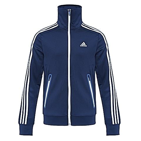 adidas阿迪达斯新款男子运动休闲系列针织外套AJ3647