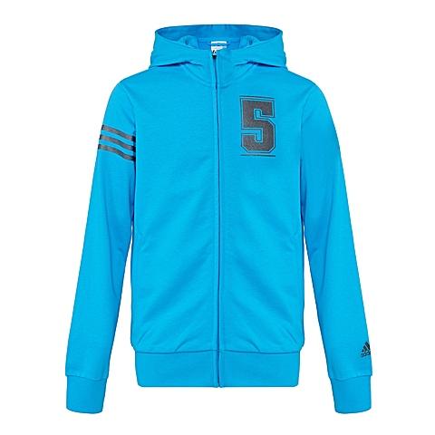 adidas阿迪达斯新款男子篮球常规系列针织外套AJ3613