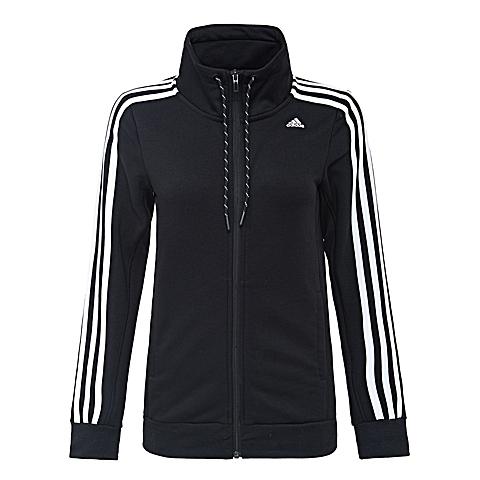 adidas阿迪达斯新款女子运动全能系列针织外套AJ4728