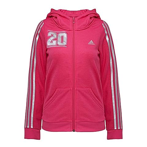 adidas阿迪达斯新款女子运动休闲系列针织外套AJ1191