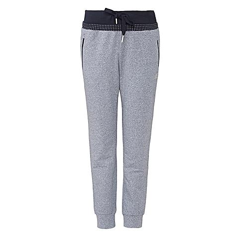 adidas阿迪达斯新款女子运动休闲系列针织长裤AJ7684