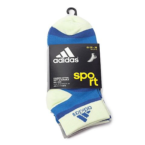 adidas阿迪达斯2016新款女子训练系列袜子(3双)AJ4268
