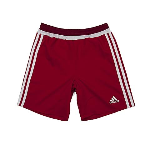 adidas阿迪达斯新款专柜同款大童男梭织短裤S17006