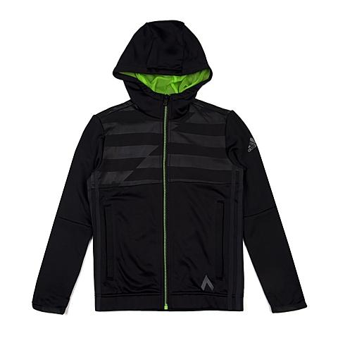 adidas阿迪达斯2016年新款专柜同款大童男针织茄克AJ5597