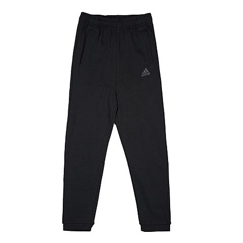 adidas阿迪达斯新款专柜同款大童男针织长裤AK2736