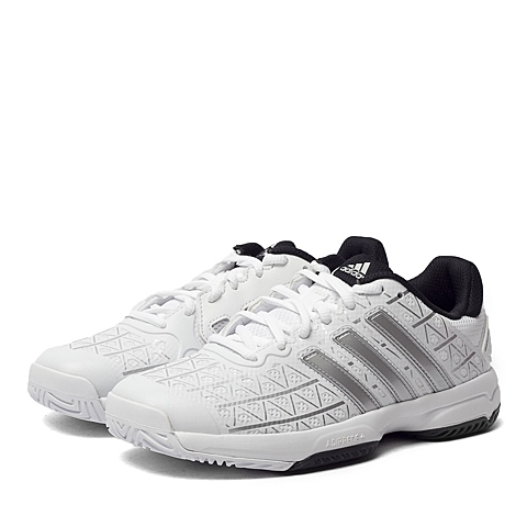 adidas阿迪达斯新款专柜同款男大童网球鞋AF4624