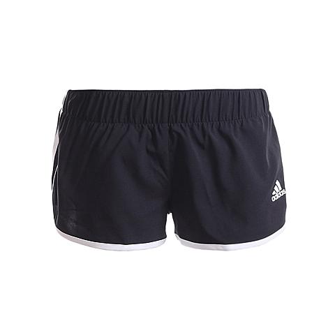 adidas阿迪达斯2017年新款女子跑步常规系列短裤AI8111