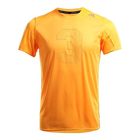 adidas阿迪达斯新款男子Response系列短袖T恤AI8189