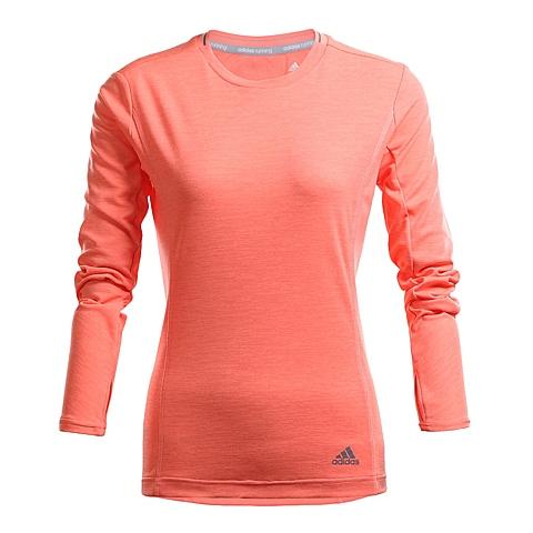 adidas阿迪达斯新款女子SUPERNOVA系列长袖T恤AI8223