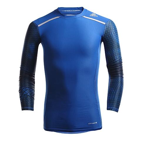 adidas阿迪达斯2016年新款男子综合训练系列长袖T恤AJ4922