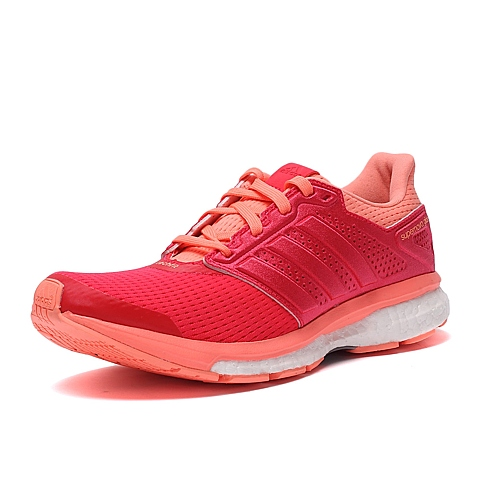 adidas阿迪达斯新款女子SUPERNOVA系列跑步鞋AF6558