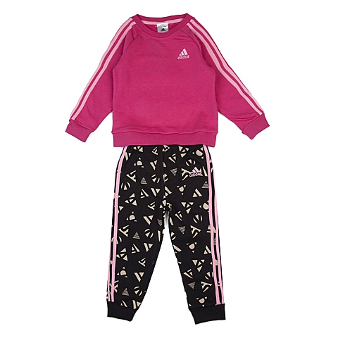 adidas阿迪达斯2016新款专柜同款女婴长袖套服AJ7362