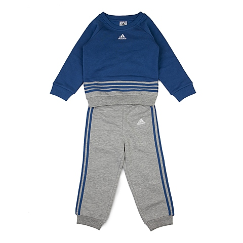 adidas阿迪达斯新款专柜同款男婴长袖套服AO4587