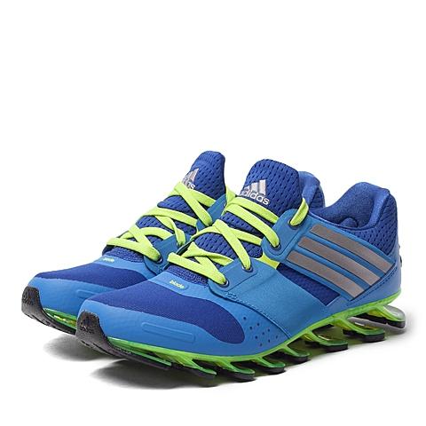 adidas阿迪达斯新款专柜同款男大童刀锋战士跑步鞋S74498