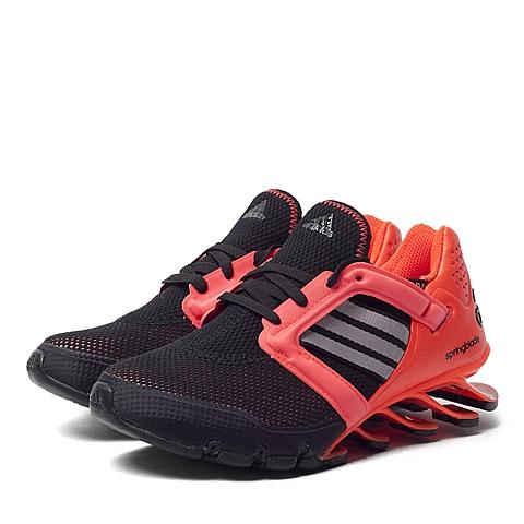 adidas阿迪达斯新款专柜同款男大童刀锋战士跑步鞋S74500