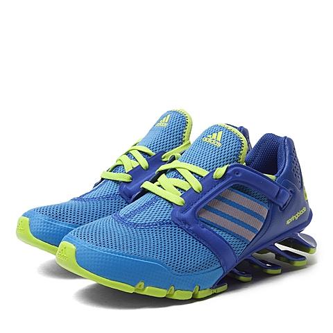 adidas阿迪达斯2016新款专柜同款男大童刀锋战士跑步鞋S74503