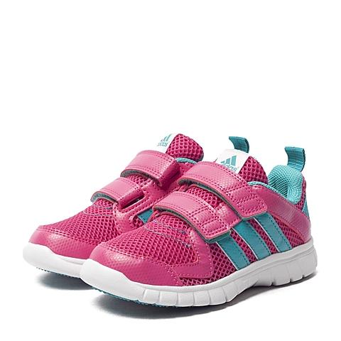 adidas阿迪达斯新款专柜同款女小童训练鞋S78635