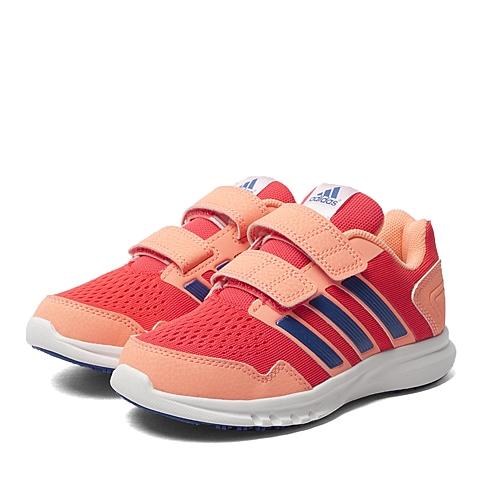 adidas阿迪达斯新款专柜同款女小童训练鞋AF4621