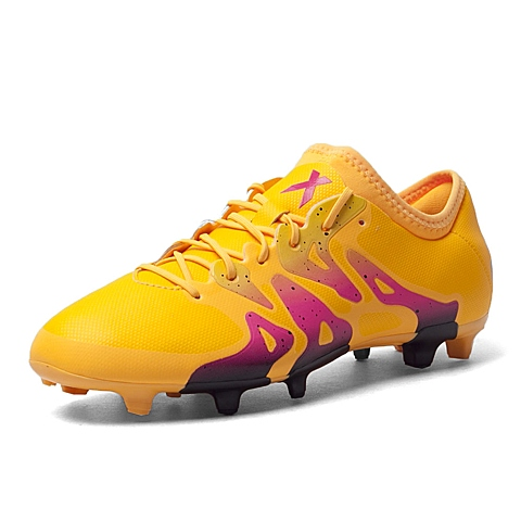 adidas阿迪达斯新款男子X系列FG/AG鞋钉足球鞋S74672