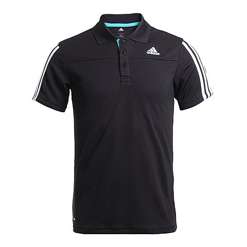 adidas阿迪达斯新款男子激情赛场系列POLO衫AJ3939
