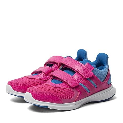 adidas阿迪达斯新款专柜同款女小童跑步鞋AF4497