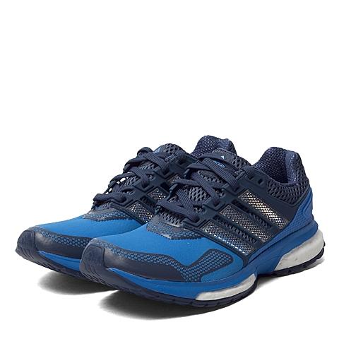 adidas阿迪达斯新款专柜同款男大童BOOST系列跑步鞋S74492