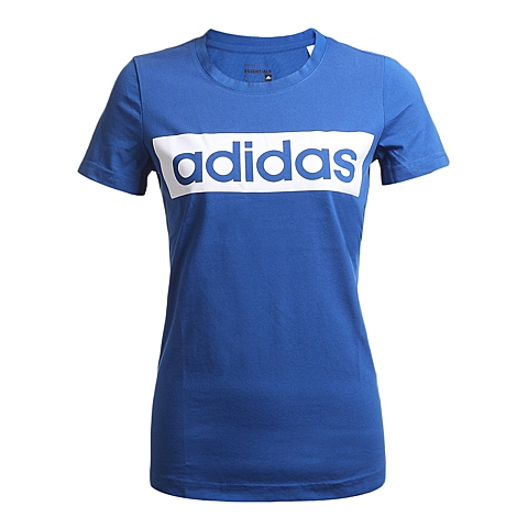 adidas阿迪达斯2016年新款女子训练系列短袖T恤AJ4571