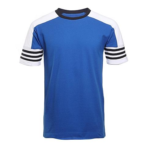 adidas阿迪达斯新款男子训练系列短袖T恤AJ4775