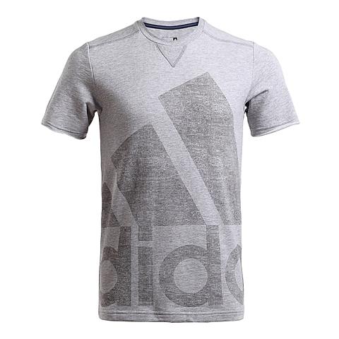 adidas阿迪达斯2016年新款男子训练系列短袖T恤AJ4784