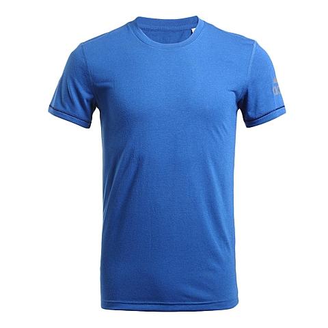 adidas阿迪达斯新款男子训练系列短袖T恤AK0674