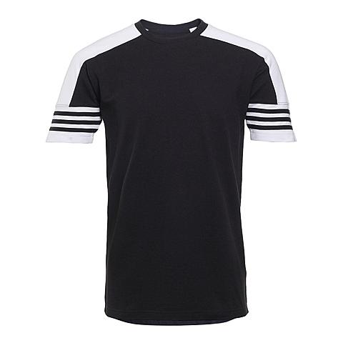 adidas阿迪达斯新款男子训练系列短袖T恤AK1621