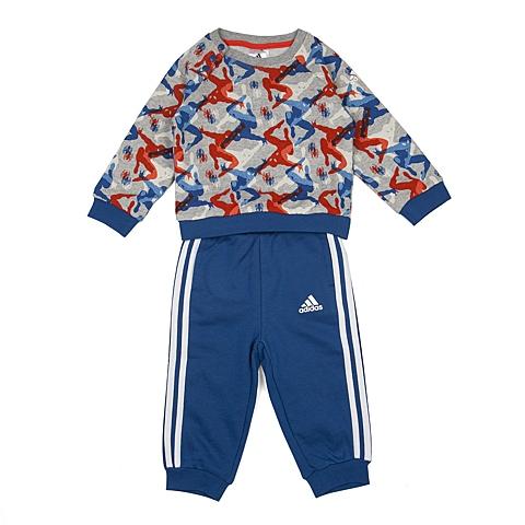adidas阿迪达斯新款专柜同款男婴童迪士尼系列长袖套服AJ4083