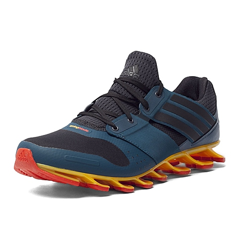 adidas阿迪达斯新款男子SPRINGBLADE系列跑步鞋AQ5240