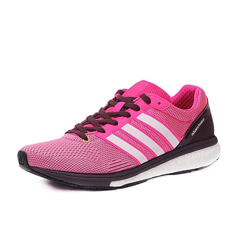 adidas阿迪达斯新款女子adiZero系列跑步鞋S78214
