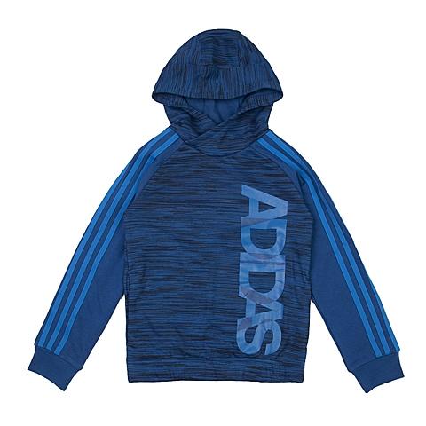 adidas阿迪达斯新款专柜同款男大童套头衫AO4621