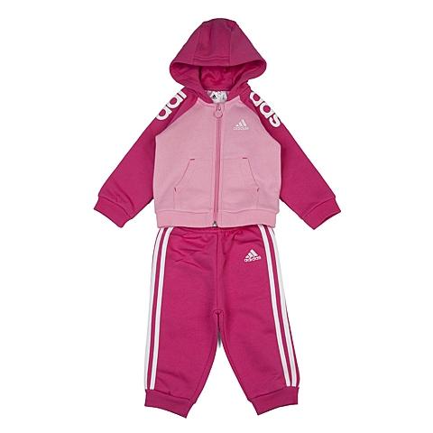 adidas阿迪达斯新款专柜同款女婴童长袖套服AK2605