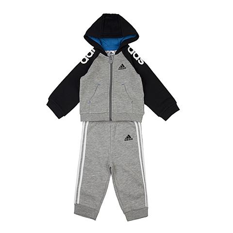adidas阿迪达斯新款专柜同款男婴童长袖套服AK2606