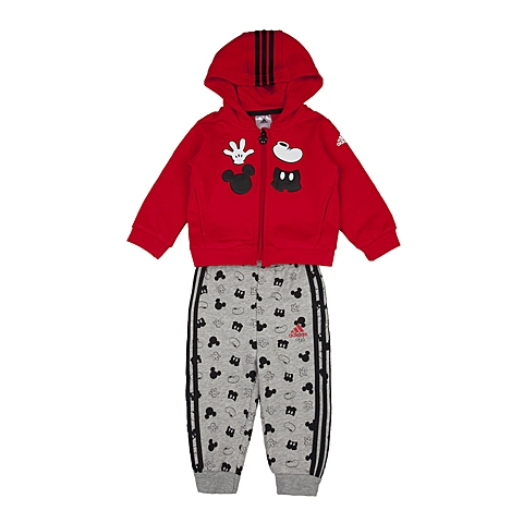 adidas阿迪达斯新款专柜同款男婴童迪士尼系列长袖套服AJ4084