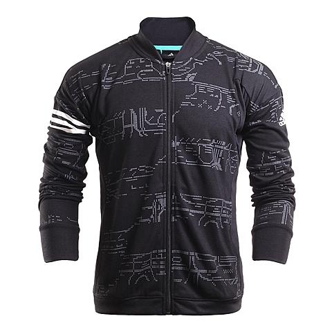 adidas阿迪达斯2016年新款男子足球文化系列针织外套AJ5139