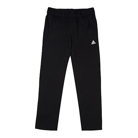 adidas阿迪达斯专柜同款男大童针织长裤AK1914