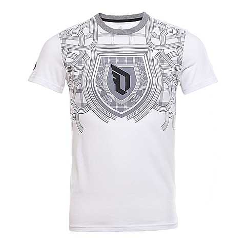 adidas阿迪达斯新款男子签约球员系列短袖T恤AH4138