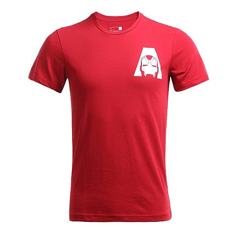 adidas阿迪达斯新款男子亚洲图案系列T恤AI6080