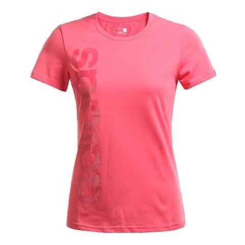 adidas阿迪达斯新款女子运动休闲系列T恤AI6145