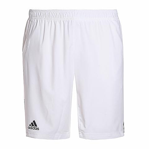 adidas阿迪达斯新款男子激情赛场系列梭织短裤AJ1551