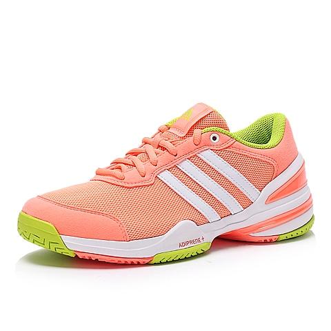 adidas阿迪达斯新款女子激情赛场系列网球鞋S41950